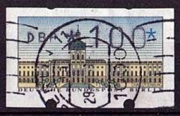 BERLIN Automatenmarke Mi. Nr. 1 O (100) (A-4-16)