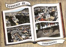 39 - Champagnole - 4 Beaux Plans - Champagnole