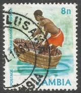 Zambia. 1981 Native Crafts. 8n Used. SG 340 - Zambia (1965-...)