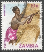 Zambia. 1981 Native Crafts. 10n Used. SG 341 - Zambia (1965-...)