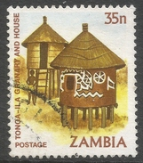Zambia. 1981 Native Crafts. 35n Used. SG 346 - Zambia (1965-...)