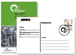 New Neu 2017 Postal Stationery Card: Architecture Joze Plecnik Parliament; National Council Of The Republic Of Slovenia