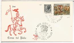 ITALIA ASTI MAT CORSA DEL PALIO CABALLO HORSE HIPICA DEPORTE