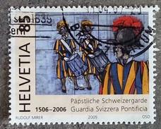 SUISSE - YT N°1871 - Armée / Grade Suisse Pontificale - 2005 - Oblitéré