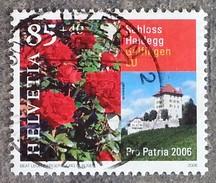SUISSE - YT N°1887 - Pro Patria / Château De Heidegg, Gelfingen - 2006 - Oblitéré