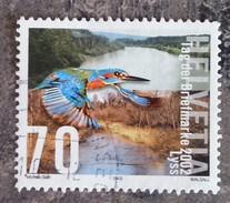SUISSE - YT N°1742 - Journée Du Timbre / Martin-pêcheur - 2002 - Oblitéré