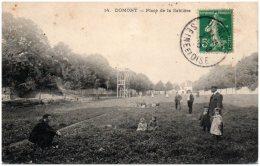 95 DOMONT - Place De La Sablière    (Recto/Verso) - Domont