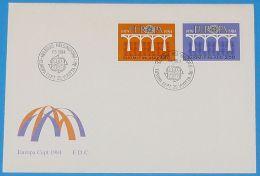 FINNLAND 1984 MI-NR. 944/45 CEPT FDC - Europa-CEPT