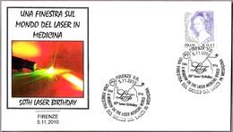 Aplicacion Del LASER EN MEDICINA - 50th Laser Birthday. Firenze 2010 - Medizin