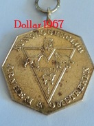 Medaille :Netherlands- Kynologenclub Arnhem En Omstreken - Nederland