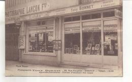 Annecy, Photographie Tony Bonnet, 29 Rue Vaugelas, Appareils Fournitures - Annecy