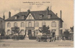 41 - LAMOTTE BEUVRON - Hôtel Tatin - E.IBOT, Propriétaire - Lamotte Beuvron