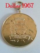 Medaille :Netherlands- Kynologen-Vereniging Land Van Cuyk - Pays-Bas