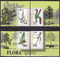 SLOVENIA,1998  TREES  MNH**