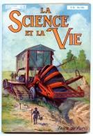 LA SCIENCE ET LA VIE 1924 N° 83 Mai - Libri, Riviste, Fumetti
