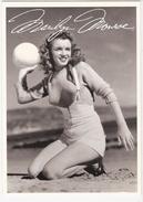 Carte Postale D´artiste / Movie Star Postcard - Marilyn Monroe (#5798) - Acteurs