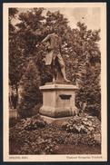 A4407 - Alte Ansichtskarte - Denkmal In Rheinsberg - Kronprinz Friedrich - Goldiner TOP - Monuments