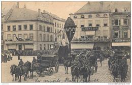 ROSSIGNOL ..-- Défilé Patriotique Des 18 Et 19 Juillet 1920 En L ´ Honneur Des MARTYRS . - Tintigny