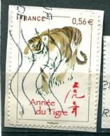 France 2010 - YT 4433 (o) Sur Fragment - France