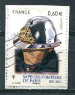 France 2011 - YT 4588 (o) Sur Fragment - France