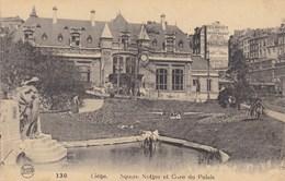 Liége, Luik, Square Notger Et Gare Du Palais (pk36162) - Liege