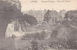 Liége, Luik, Square Notger Et Gare Du Palais (pk36163) - Liege