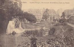 Liége, Luik, Square Notger Et Gare Du Palais (pk36164) - Liege