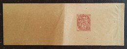Entier Postal - Bande Pour Journaux - Type Blanc - 2c