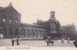 Liége, Luik, Gare De Longdoz (pk36166) - Liege
