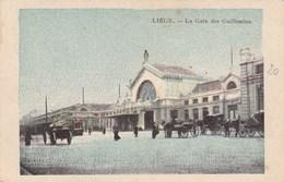 Luik, Liege La Gare Des Guillemins, Attelages (pk36176) - Liege