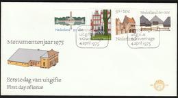 Netherlands 1975 / Architecture / European Architectural Heritage Year