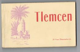 Algeria ,  TLEMCEN -Tilimsan   20x Postkarten - Vues Dètachables LL - تلمسان - Cartes Postales