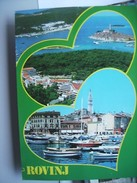 Kroatië Croatia Rovinj With Green - Kroatië