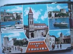 Kroatië Croatia Trogira Pozdrav - Kroatië