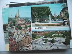 Kroatië Croatia Zagreb Zagreba City Views - Kroatië