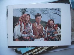 Kroatië Croatia Traditional Clothing - Kroatië