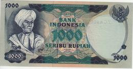*  INDONESIA 1000 RUPIAH 1975 P-113a [ID571a] - Indonesia