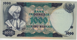 *  INDONESIA 1000 RUPIAH 1975 P-113a [ID571a] - Indonesien