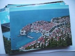 Kroatië Croatia Dubrovnik From A Mountain - Kroatië