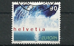 SUIZA 2001 - YV 1682