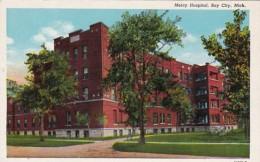 Michigan Bay City Mercy Hospital Curteich