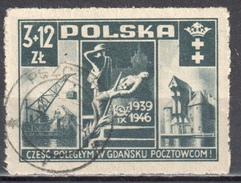 Poland 1946 - Gdansk - Mi 444 - Used - Used Stamps