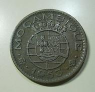 Portugal Moçambique 1 Escudo 1953 - Portugal