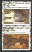 004168 Greenland 1997 Art Set FU - Greenland