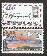 004173 Greenland 1995 Europa Set FU - Greenland