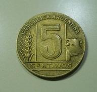 Argentina 5 Centavos 1947 - Argentine