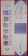 SUPERBE BANDE CARNET BC 2360A LES ECRIVAINS De 1985 NEUVE** Cote 25 Euro - Libretti