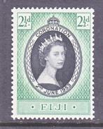 FIJI  145   *   Q.E. II  CORONATION  1953 - Fiji (...-1970)