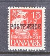 DENMARK  Q 12  * - Parcel Post