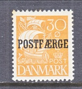 DENMARK  Q 13  * - Parcel Post